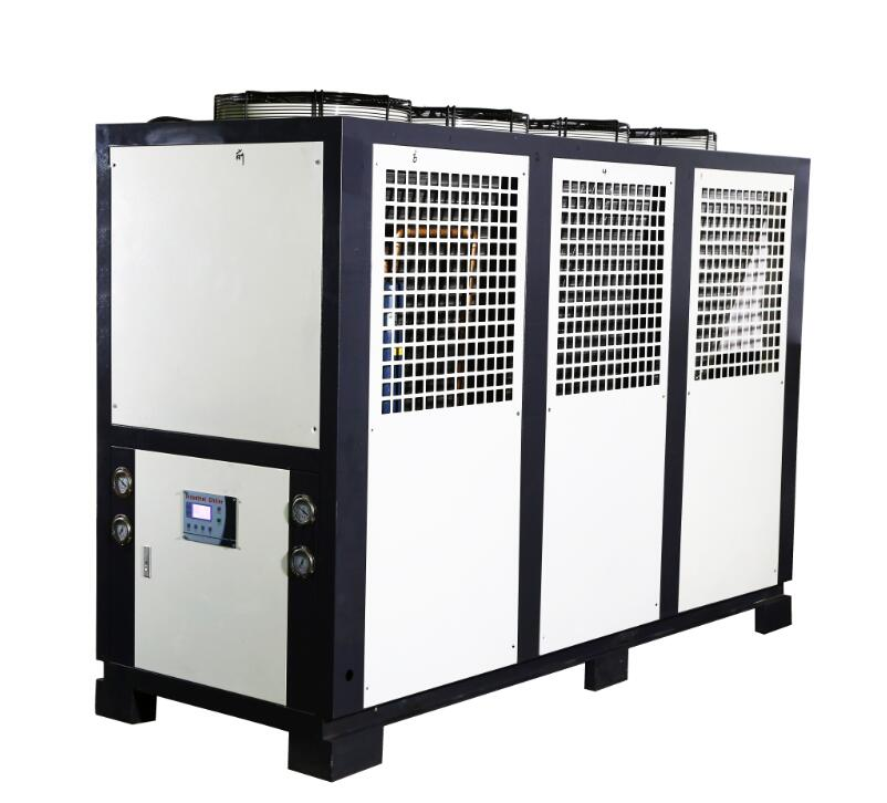 Industrial air-cooled chiller